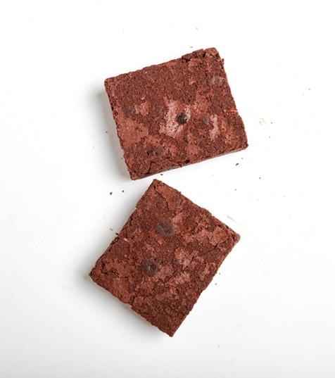 eten  cake chocolade bruin licht wit