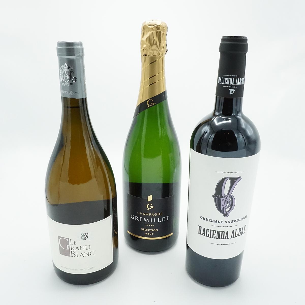 Vroeg Thuis - Wijnpakket