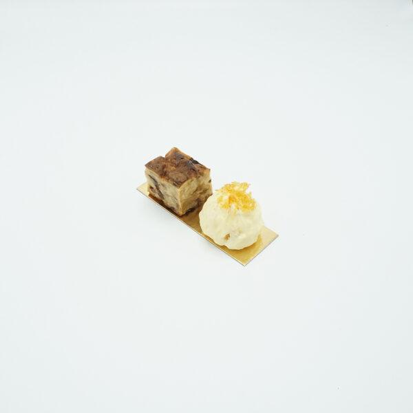 Restaurant Bakkerij Vroeg - Dessert thuismaaltijden - witte chocoladetruffel
