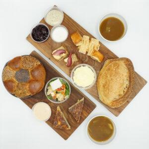 Nieuwjaarsbrunch - Restaurant Bakkerij Vroeg