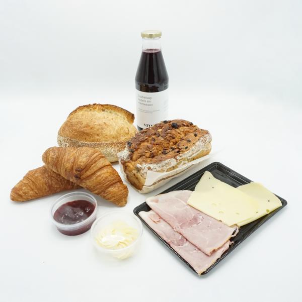 Ontbijt/lunchpakket - Restaurant en bakkerij Vroeg